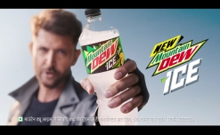 Pepsico India launches integrated campaign for Mountain Dew Ice