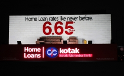 Kotak Mahindra Bank promotes loan offer with scale & style