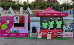 Coca-Cola India's bottling arm & Rajahmundry municipal body launch plastic waste management drive