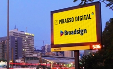 Pikasso joins Broadsign Reach to gain wider exposure to DOOH media buyers in Middle East market