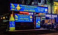 Crystal Diamond shining bright in Coimbatore