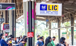 LIC acquires branding rights for Andheri Metro station