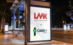 Moving Walls' LMX partners Australian online ad platform CAASie