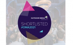 Clear Channel OMA entries shortlisted; winners to be decided by public vote