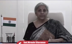 FM Nirmala Sitharaman inaugurates US Advertising promoted Argus satellite TV news channel