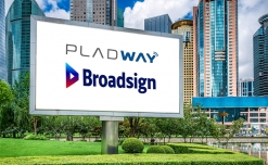DSP Pladway integrates with Broadsign Reach, providing 'Made in Italy' brands global reach