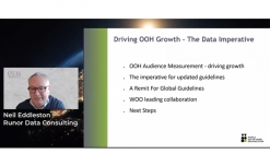 'Credible data fundamental to OOH revenue growth'