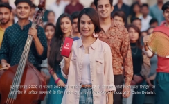 Airtel's new campaign to reinforce brand popularity