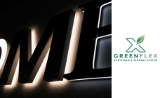 LPFLEX launches world's 1st recyclable illuminated signage system