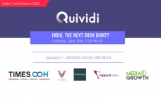 Quividi India Conference to open with session on 'Driving Digital Growth'