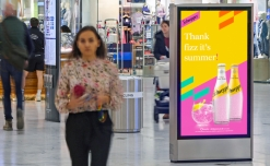 UK's Ocean Outdoor wins £30 million DOOH contract from Canary Wharf London Group