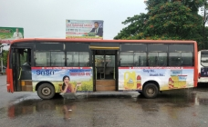 Sri Sri Tattva rides high on cabs and buses in North East