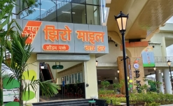 LPFLEX to design, fabricate, install internal signages & graphics at 12 Nagpur Metro Rail stations