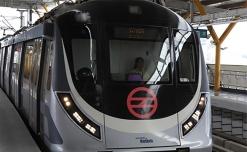 Najafgarh-Dhansa Bus Stand Delhi Metro corridor to be inaugurated on Sept 18
