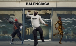 Spanish luxury fashion house Balenciaga blurs real with Unreal in cross-platform game 'Fortnite'