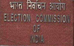 No pictures of ministers, political leaders on hoardings in poll-bound states: EC