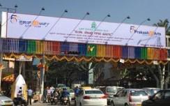 Prakash Arts opens integrated FOB in Bengaluru's Jayanagar