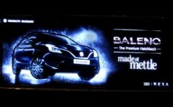 Baleno shines in the outdoors!