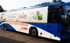 Vivel spreads love for the elderly during Durga Puja
