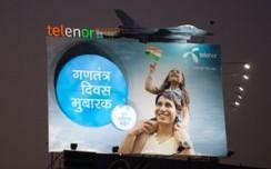 Telenor turns patriotic to celebrate Republic Day