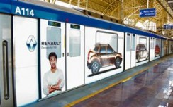 JCDecaux wins exclusive advertising rights with Chennai Metro