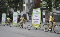 Green Mile Media makes billboards mobile in Bengaluru