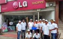 LG steps forward in making India cleaner
