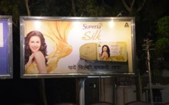 ITC - Superia Soap goes downtown through OOH with Kinetic India