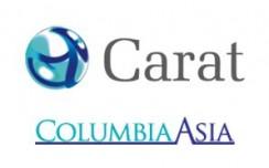 Carat India wins media mandate for Columbia Asia Hospital