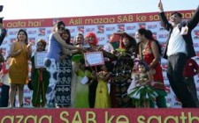 Huge turnout at SAB TV's'Family Funathon' in Ahmedabad