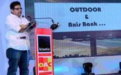 OOH delivers in myriad ways, says Sagnik Ghosh