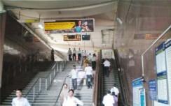 TDI International gears up for media expansion at Kashmere Gate Delhi Metro station