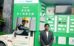 Schneider Electric launches its Mobile Van Campaign'Switch on India' in West Bengal & Odisha