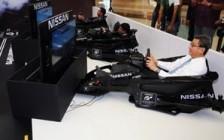 Nissan on racing awareness drive