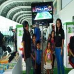 ZeeQ makes learning fun @ Mumbai Airport
