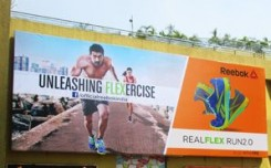 Reebok's focused campaign for RealFlex