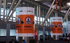 Ramco Cement builds presence in Bhubaneshwar airport