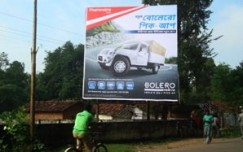 Mahindra Bolero makes a mark with OOH!