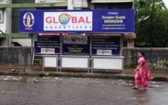 Global Advertisers bags bus shelter rights