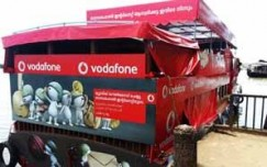 Vodafone sets sail on a new OOH vehicle