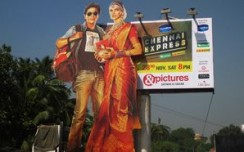Chennai Express on OOH track