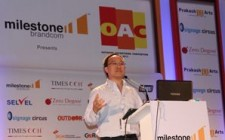 OAC 2013: King F. Lai throws light on key growth factors of OOH