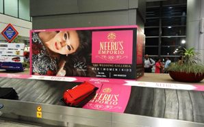 Neeru's Emporio adds a dash of style at Hyderabad Airport