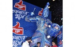 Thums Up's Toofani presence for Durga Puja