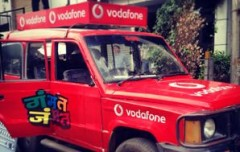 Vodafone creates mobile internet awareness