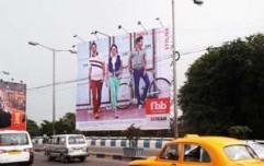 Big Bazaar's fashion splash on OOH