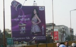 Berger Silk adds colour to OOH