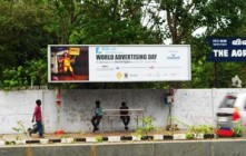 An OOH tribute to the unsung heroes of advertising