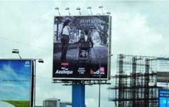 Love's in the air:  New Bindaas show goes big on OOH