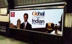 BBC World goes outdoor to introduce Mathew Amroliwala to Indian audience